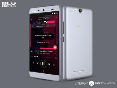الإعلان عن هاتف BLU Energy X ببطارية ضخمة و سعر منخفض !