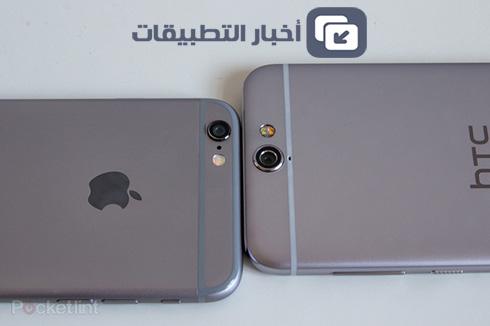 هاتف HTC One A9 : إبداع ، أم مجرد تلقيد للآيفون ؟!
