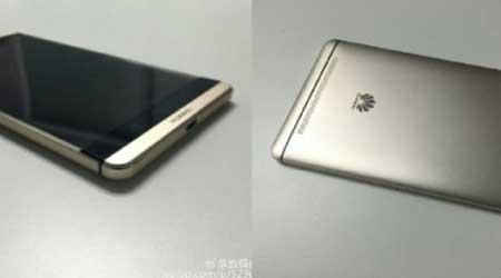 صورة جديدة ومواصفات مسربة لجهاز Huawei Mate 8 المميز