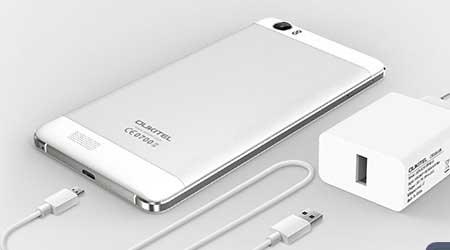 صورة جهاز Oukitel K6000 : هاتف ذكي ببطارية بسعة 6000 ملي أمبير !