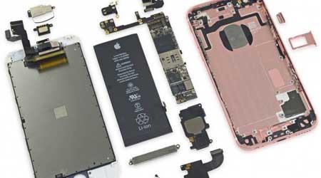 الأيفون 7 سيكون متكون من شرائح شركة انتل