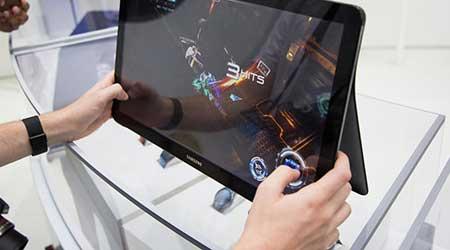 الإعلان رسمياً عن الجهاز اللوحي الأكبر في العالم سامسونج جالكسي View ، ما رأيكم ؟