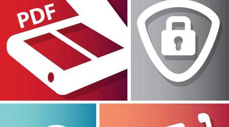 التطبيق الذكي: حماية الملفات + التحميل من يوتوب + ماسح ضوئي ونقل الملفات - مجانا