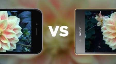 مقارنة: ايفون 6s بلس ضد سوني اكسبيريا Z5 - أي كاميرا أفضل؟
