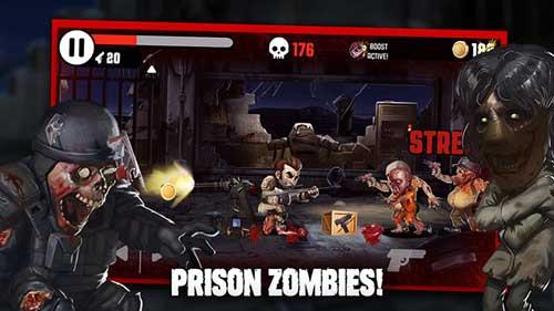 لعبة Zombocalypse حرب الزومبي الشرسة