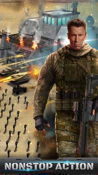 لعبة Mobile Strike الحربية الاستراتيجية