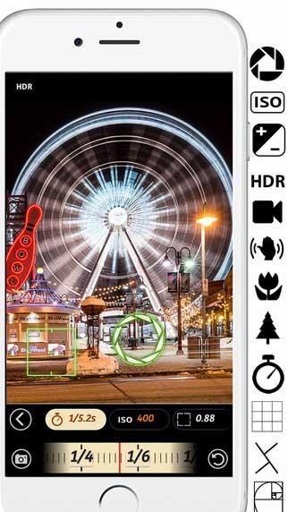 تطبيق CameXtra+HDR لتحرير وتعديل الصور
