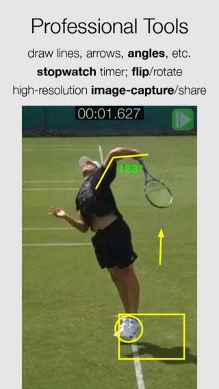 تطبيق CMV+ Slo-mo Video لتعديل مقاطع الفيديو