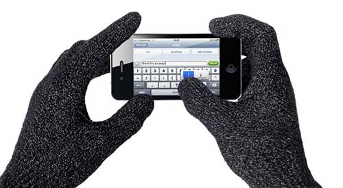 عما قريب سنتمكن من استخدام الأيفون بواسطة القفازات
