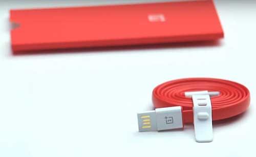 شركة OnePlus تعرض استرجاع مبلغ كابل USB Type-C للزبائن