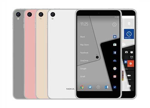 جهاز Nokia C1 بنظام الأندرويد: تسريبات جديدة