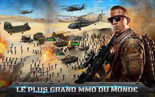 لعبة Mobile Strike القتالية الاستراتيجية