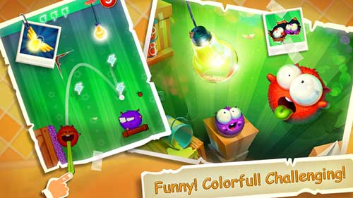 لعبة Lightomania المميزة للأيفون والآيباد - مجانا لوقت محدود لعبة Lightomania المميزة للأيفون والآيباد
