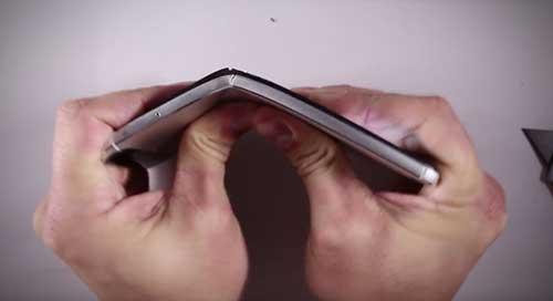 هل فعلا جهاز هواوي Nexus 6p قابل للطي والانحناء بسهولة؟