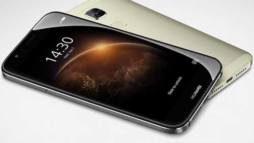 هواوي تعلن رسميا عن جهاز Huawei G7 Plus - متوسط المواصفات