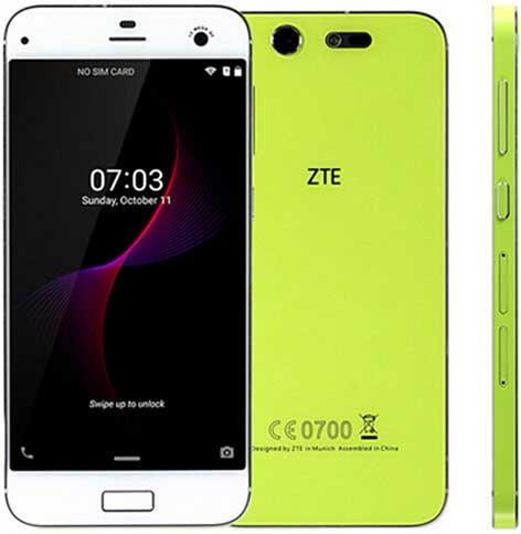 الإعلان عن جهاز ZTE Blade S7 الجديد بشاشة عالية الدقة