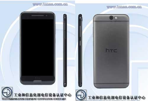 تسريب صور ومواصفات جهاز HTC A9w من خلال منظمة الاتصالات الصينية