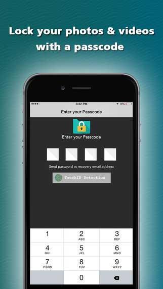 تطبيق Private Folder