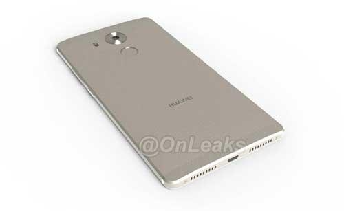 فيديو وصورة جديدة مسربة لجهاز Huawei Mate 8 القادم قريبا