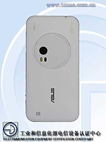 تسريب صور وتفاصيل جهاز ZenFone Zoom من شركة Asus