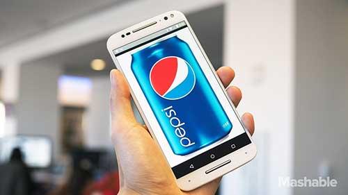 بيبسي تعلن رسميا عن أول هاتف ذكي لها - Pepsi P1، ما هي ميزاته ؟