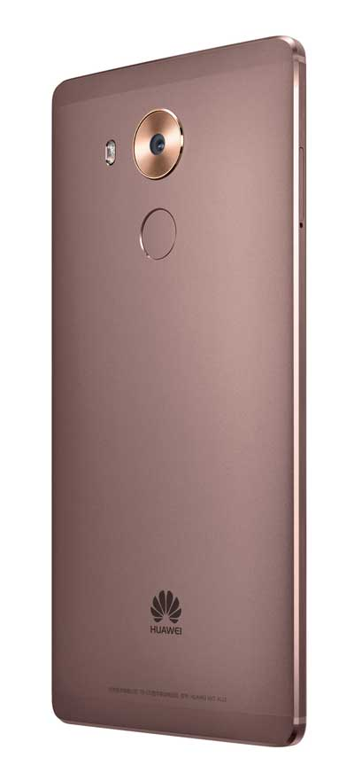 هواوي تعلم رسميا عن جهازها Huawei Mate 8