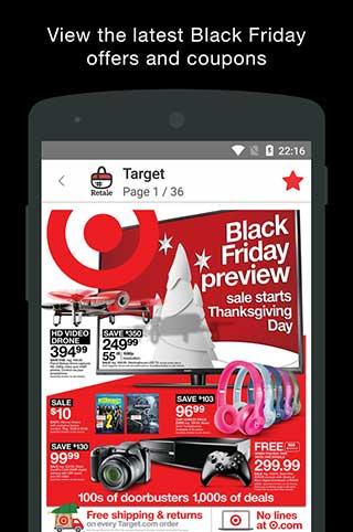 تطبيق Black Friday Deals & Coupons