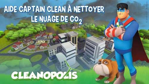 لعبة Cleanopolis VR ذات الرسوميات الجميلة والرائعة مع دعم النظارات