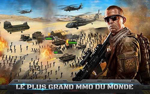 لعبة Mobile Strike القتالية الاستراتيجية - خض الحروب بذكاء