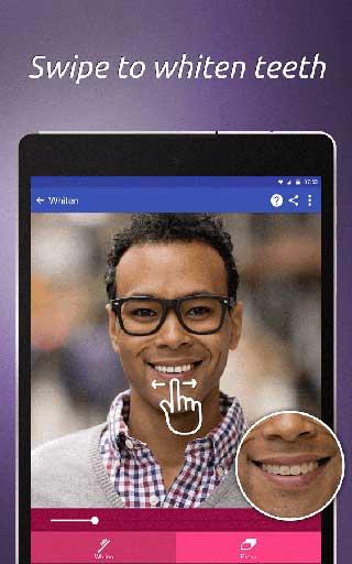 تطبيق Face Editor by Scoop لتحرير وتعديل الوجوه والصور