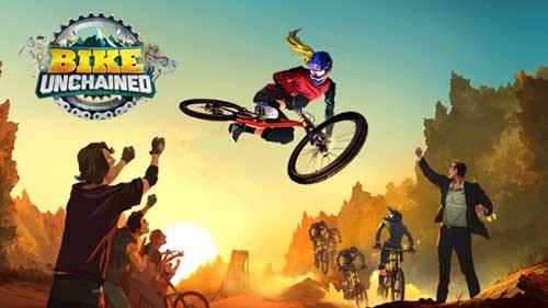 لعبة Bike Unchained الرائعة لمحبي الدراجات الهوائية