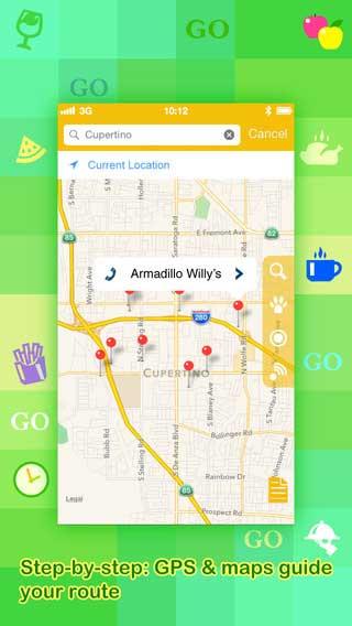 تطبيق Where To Go? لحفظ مواقع أماكنك المفضلة