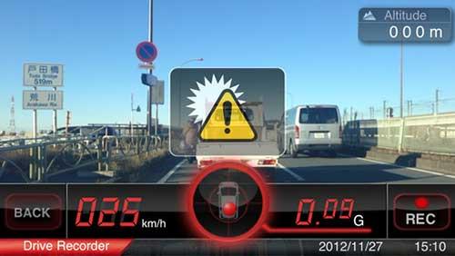 تطبيق DriveMate Rec لتسجيل فيديو أثناء القيادة