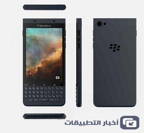 هاتف BlackBerry Vienna قد يكون ثاني من بلاكبيري بنظام الأندرويد !