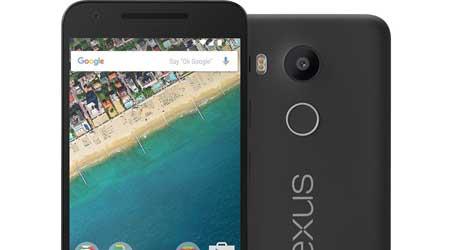 جهاز LG Nexus 5X متوفر للشراء عبر موقع أمازون