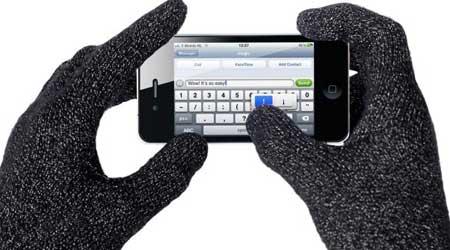 Photo of عما قريب سنتمكن من استخدام الأيفون بواسطة القفازات