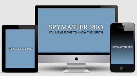 تطبيق Spymaster Pro - قم بمراقبة الأيفون والأندرويد عن بُعد بدون جيلبريك