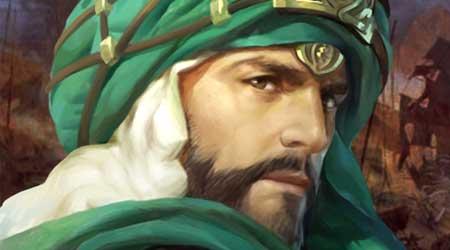 لعبة انتقام السلاطين - أفضل لعبة ملحمية استراتيجية عربية للايفون والأندرويد