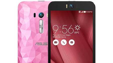 جهاز اسوس ZenFone Selfie ذو اللون الوردي متوفر على موقع gearbest