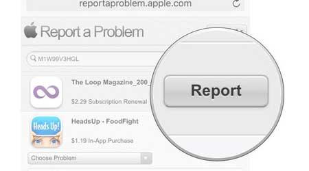 شرح طريقة استرجاع ثمن التطبيقات المدفوعة عبر الأيفون أو الآيباد