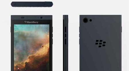 صورة جهاز BlackBerry Vienna قد يكون ثاني من بلاكبيري بنظام الأندرويد !