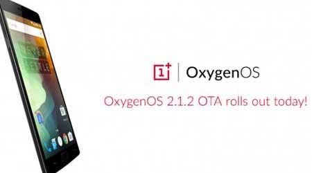 صورة جهاز OnePlus 2 يبدأ بالحصول على إصدار OxygenOS 2.1.2، هل وصلكم ؟