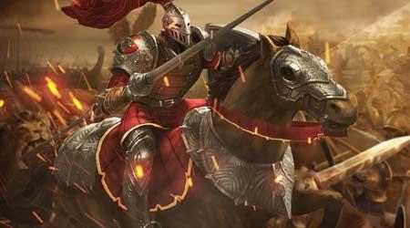 لعبة صراع الجبابرة - أفضل ألعاب الموبايلات الإستراتجية العربية، فتح السيرفر الجديد!