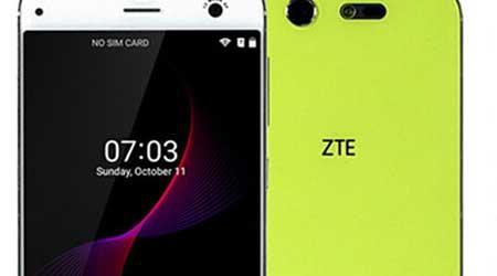 صورة الإعلان عن جهاز ZTE Blade S7 الجديد بشاشة عالية الدقة