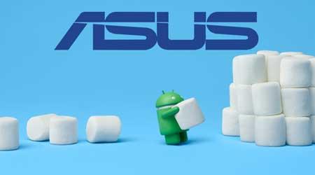 صورة قائمة هواتف ASUS التي ستحصل على تحديث الأندرويد 6.0