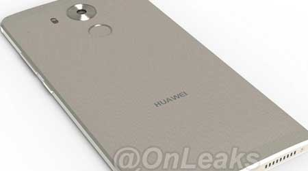 صورة فيديو وصورة جديدة مسربة لجهاز Huawei Mate 8 القادم قريبا