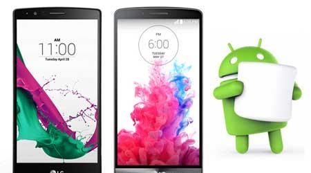 جهاز LG G3 سيبدأ بالحصول على الأندرويد 6.0 خلال شهر