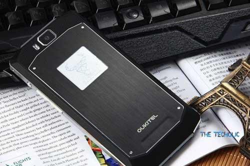 جهاز Oukitel K10000 ذو بطارية تصمد لأكثر من 10 أيام