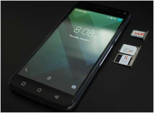 جهاز Xfire 2 - أول هاتف بثلاث شرائح اتصال