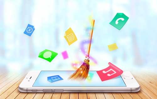 شرح: طريقة تنظيف وزيادة مساحة التخزين على الأيفون والآيباد